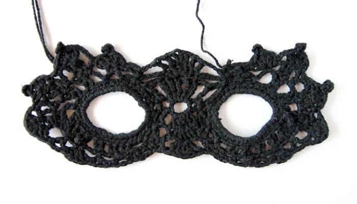 masquerade mask step five