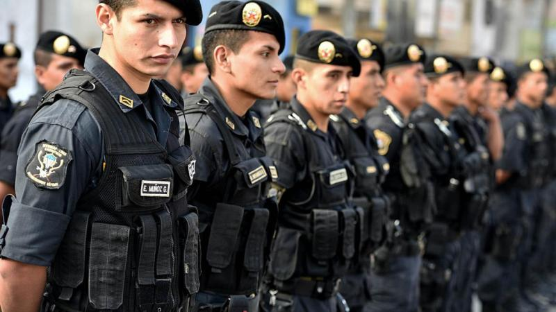 Police Private Security