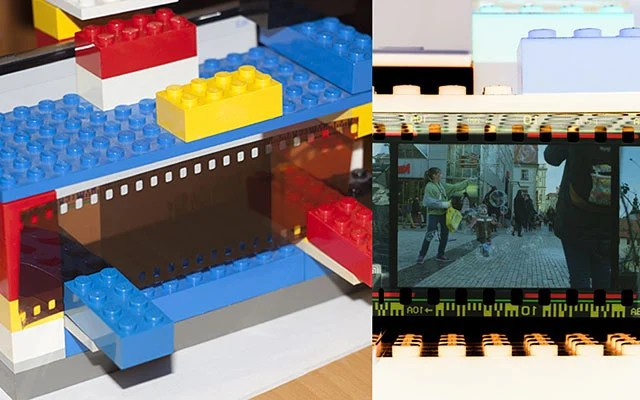 DIY Film  Scanning  with LEGO and an iPhone 3 Comments