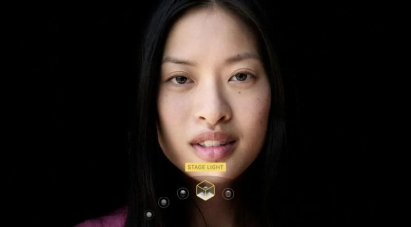 Portrait Lighting Iphone