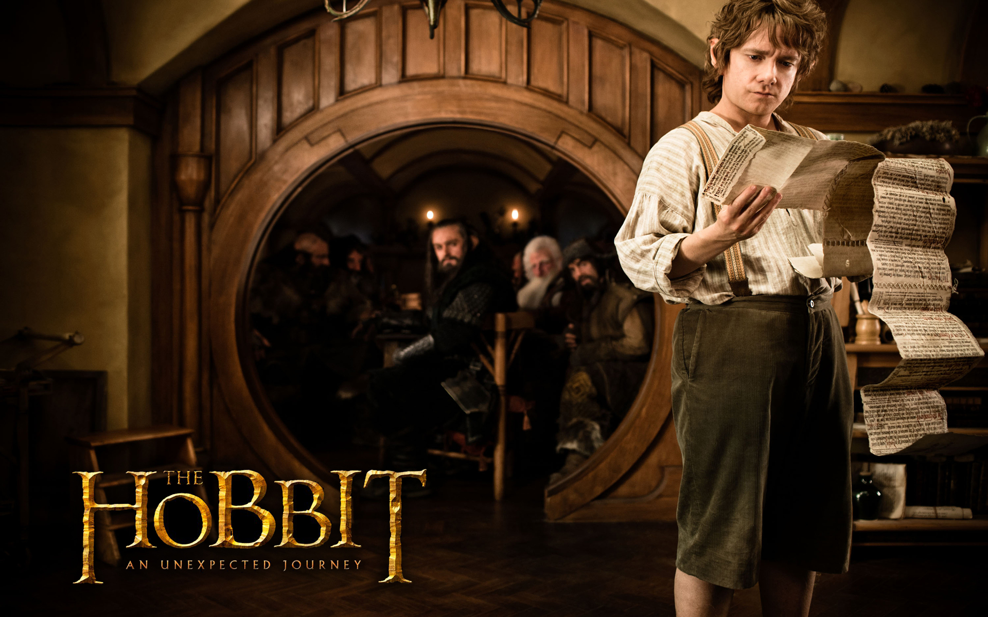the hobbit an unexpected journey hindi audio track