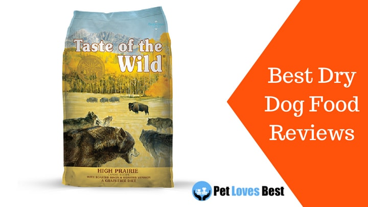 Best Dry Dog Food Reviews of 2018   Experts  Recommendations Featured Image Best Dry Dog Food Reviews