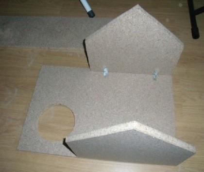Byg et hus på det sidste niveau - et af de nyeste elementer i vores arbejde
