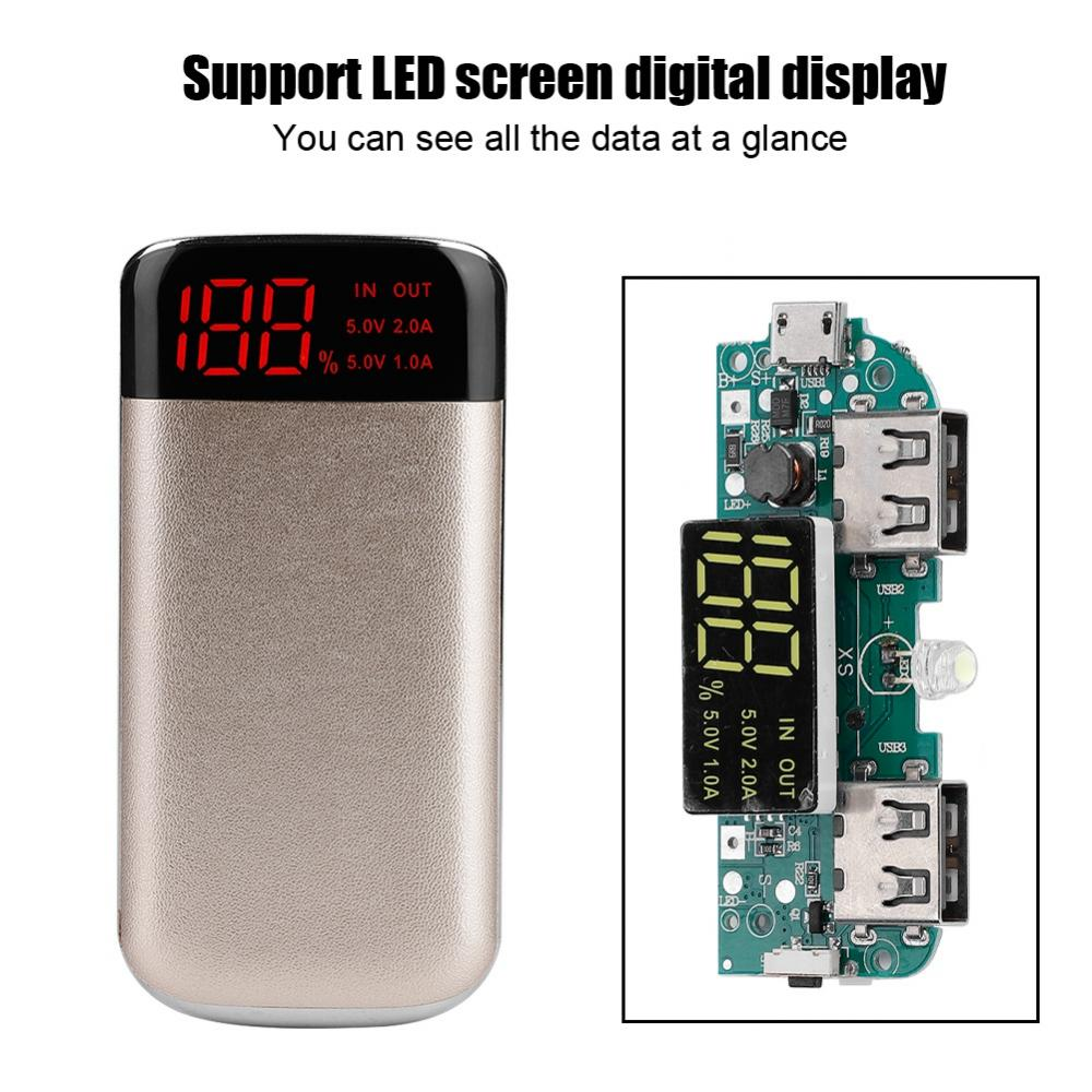 Battery Powered Led Display