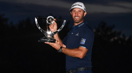 Dustin Johnson Dazzles At THE NORTHERN TRUST