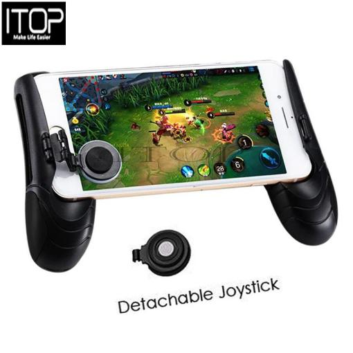 Gaming Accessories for sale   Video Game Accessories prices  brands     ITOP JL 01 Multifunctional Cellphone Holders Expansible portable gamepad  Handle Game Controller Handle for All