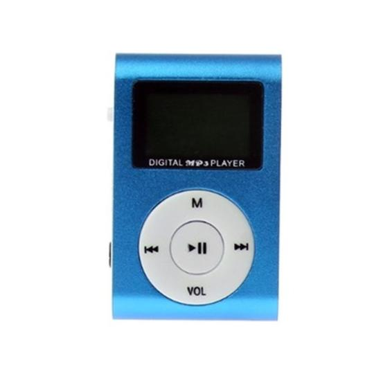 Unbranded MP3 Player Philippines   Unbranded Music Player for sale     MX 801 Mini USB Metal Clip Micro SD TF Card Slot LCD Screen Music MP3