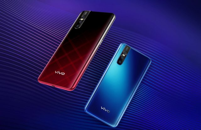 Vivo V150 Pro Goes Official With A Popup Camera And No Notch