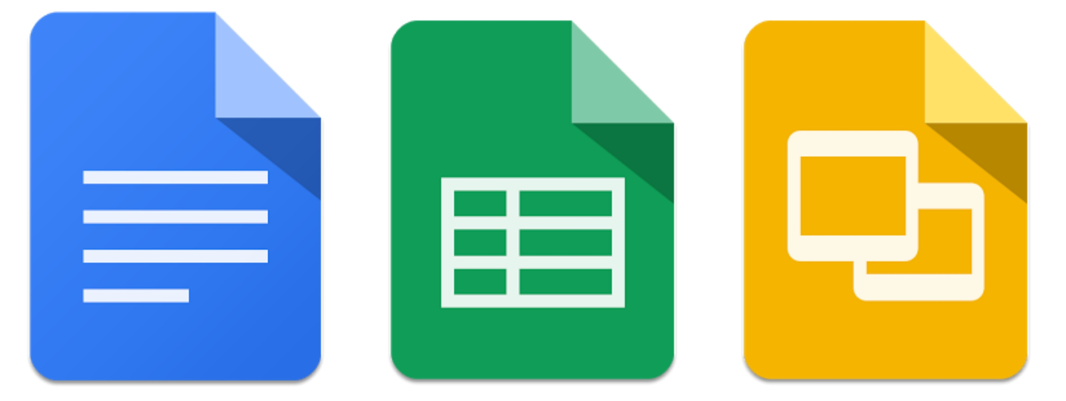 Google Docs Sheets Slides Update Brings Useful New Features