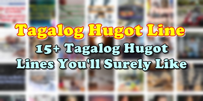 Lines English About Hugot Love