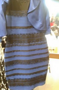 "Fig. 1: Original Tumblr image of ""The Dress"""