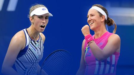 Key Matches: Elise Mertens Vs. Victoria Azarenka - Official Site Of The  2021 US Open Tennis Championships - A USTA Event