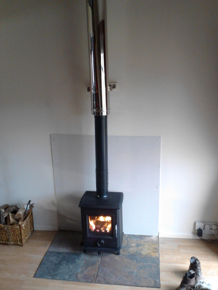 The Stove Installation Company 100 Feedback Fireplace