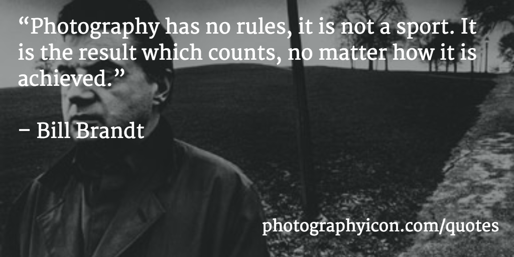 154 Incredible Photography Quotes   Icon Photography School Photography has no rules it is not a