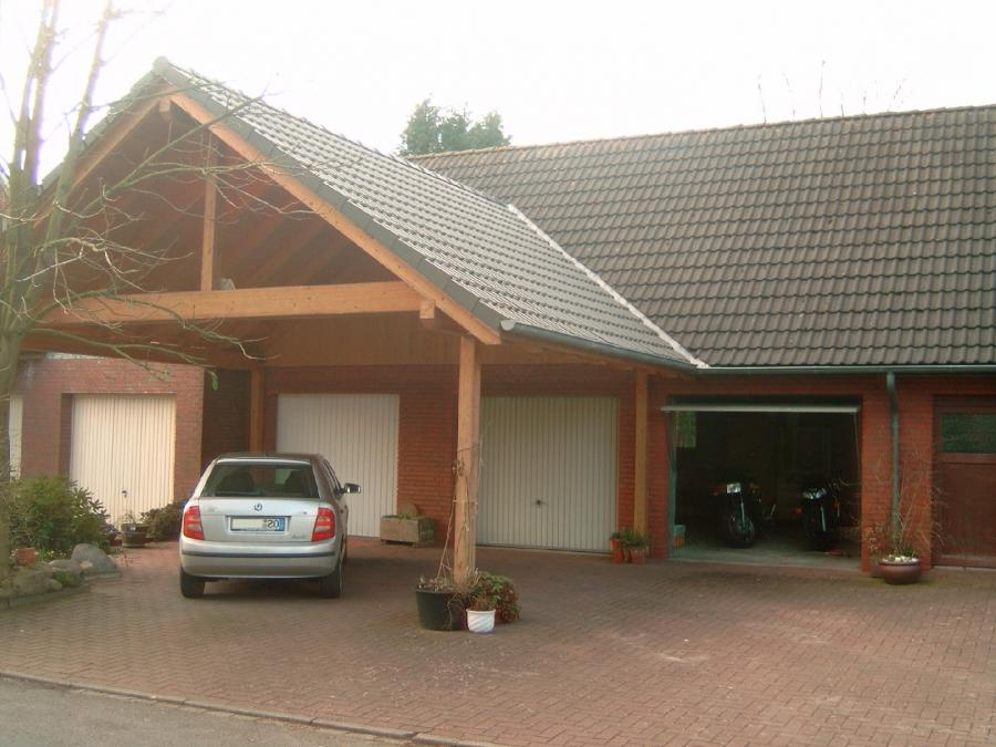 Carport Attached To House Photos