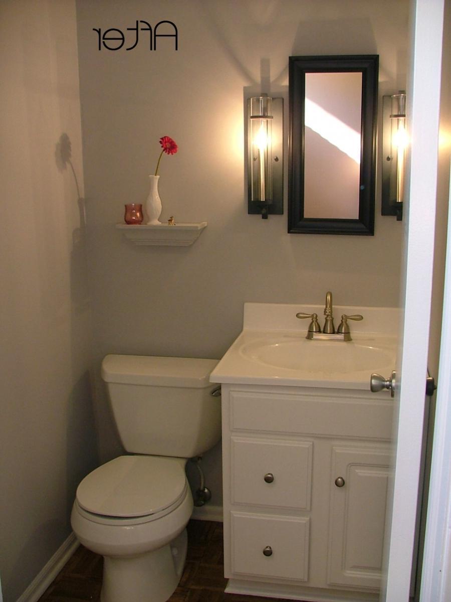 Half Bathroom Remodeling Photos