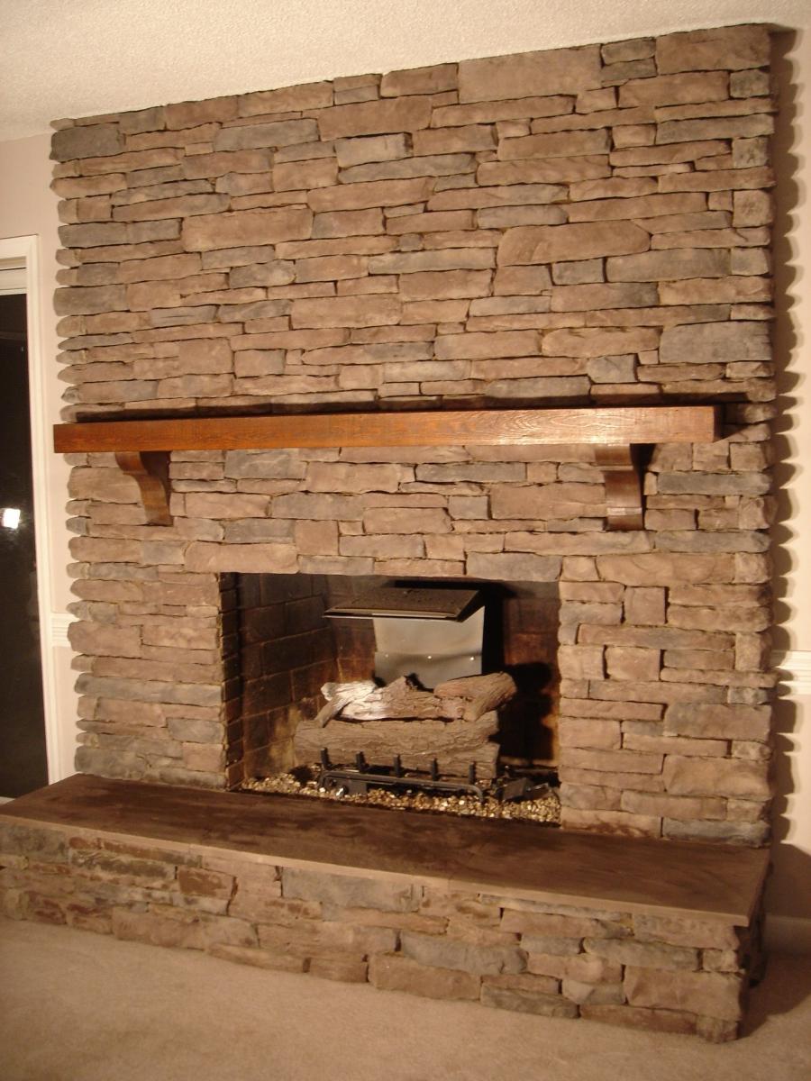 Tuscan Fireplace Design Photos