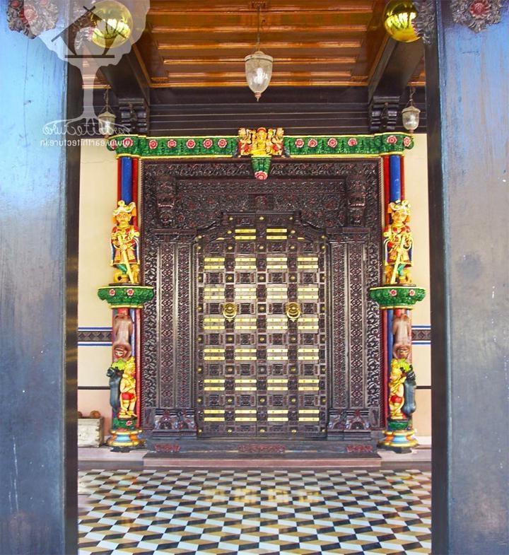 South Indian Main Door Designs Photos