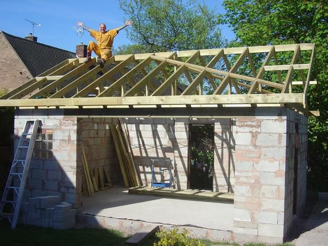 Dual Pitched Roof Photos