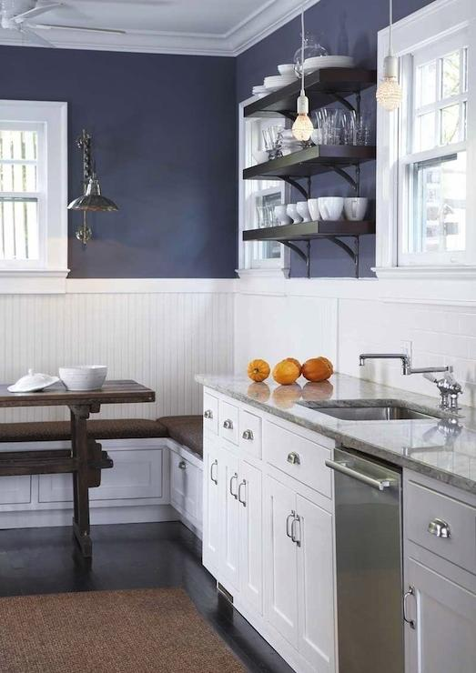 Beadboard Kitchen Walls Photos