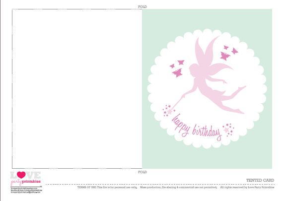Beautiful Birthday Invitation Cards