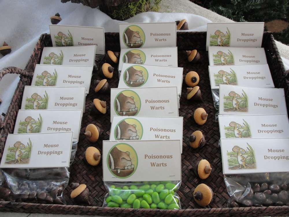 The Gruffalo Birthday Party Ideas Photo 12 Of 14