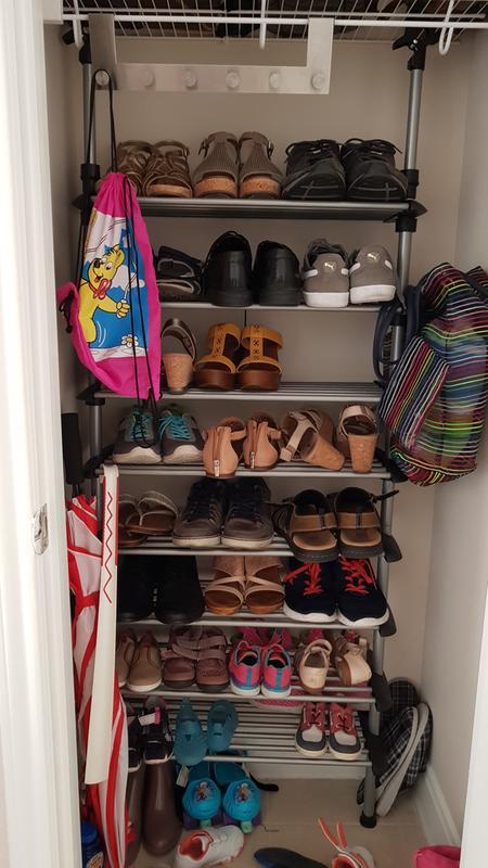 Target Shoe Rack