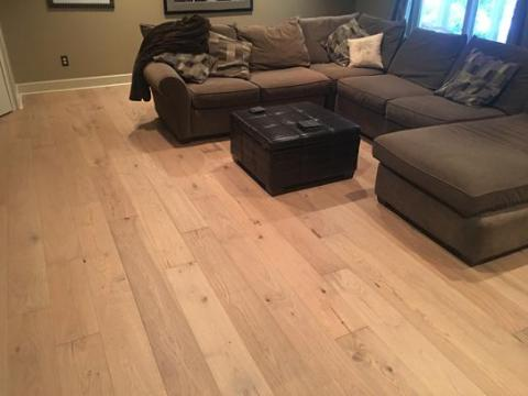 Malibu Wide Plank French Oak Rincon 1 2 in  Thick x 7 1 2 in  Wide x     Customer Images  10
