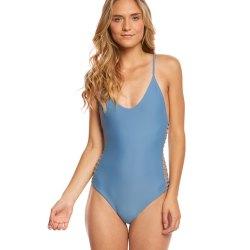 88cebdf253fb4 Stone Fox Swim Breeze Hermosa One Piece Swimsuit At Swimoutletcom