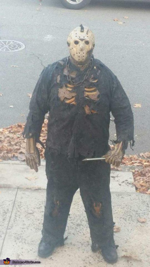 Jason Voorhees Full Outfit