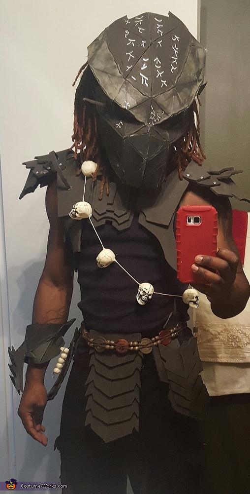 Ideas Homemade Scary Halloween Costumes
