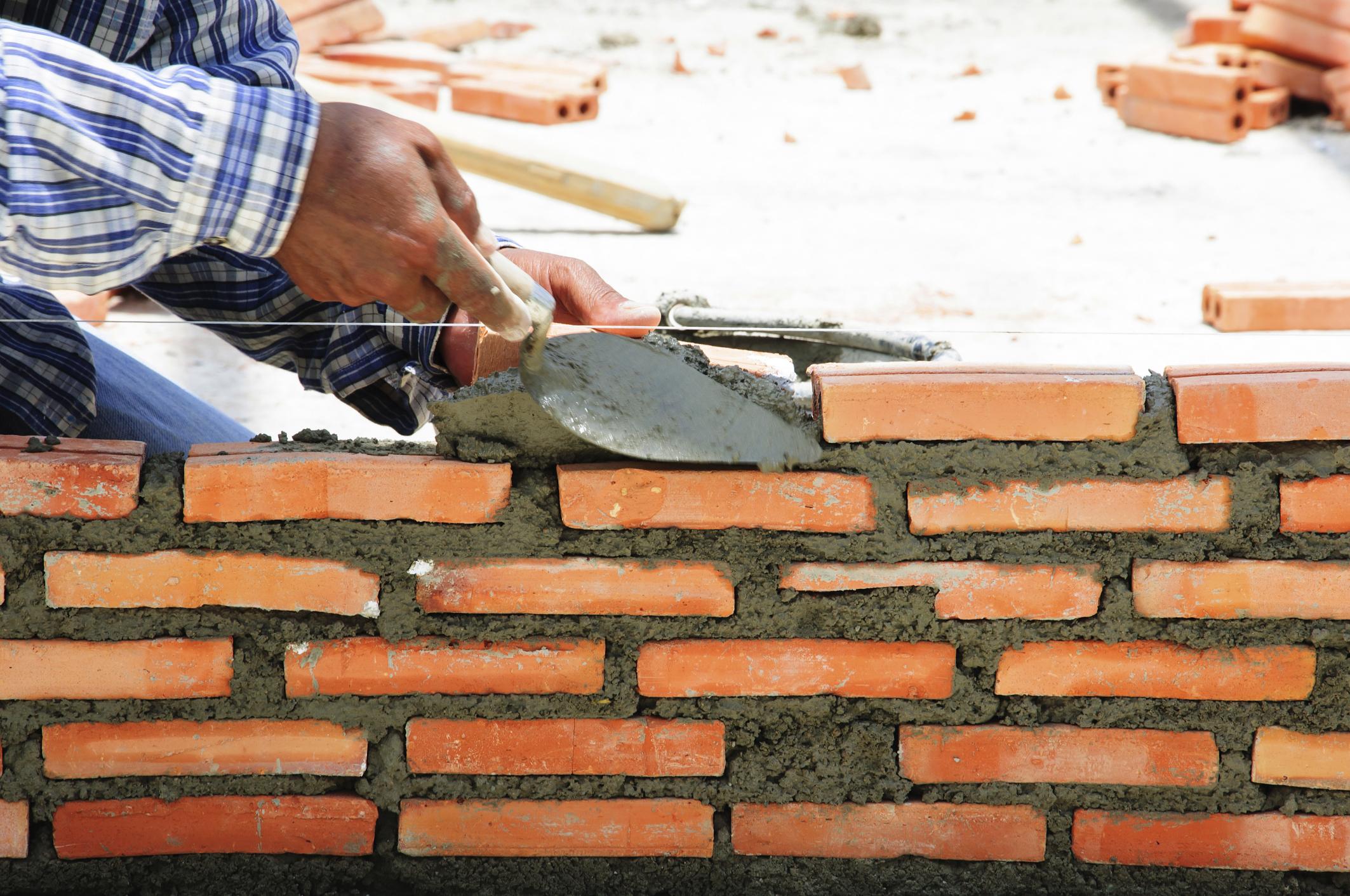 Exterior Cover Walls Brick