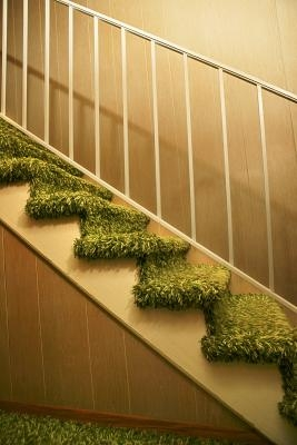 How To Make Stair Treads With Carpet In The Middle Home Guides   Carpet Down Middle Of Stairs   Hardwood   Benjamin Moore   Carpet Runner   Landing   Stair Tread