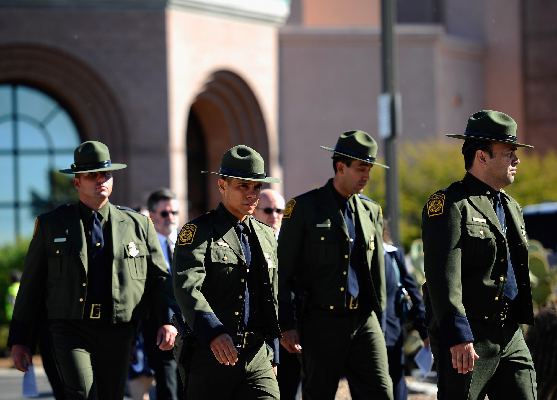 Salary of a Law Enforcement Border Patrol Person   Chron.com