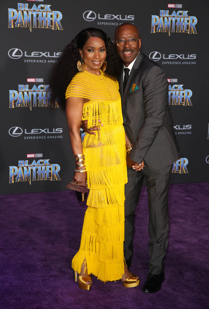 Black Panther Premiere Red Carpet