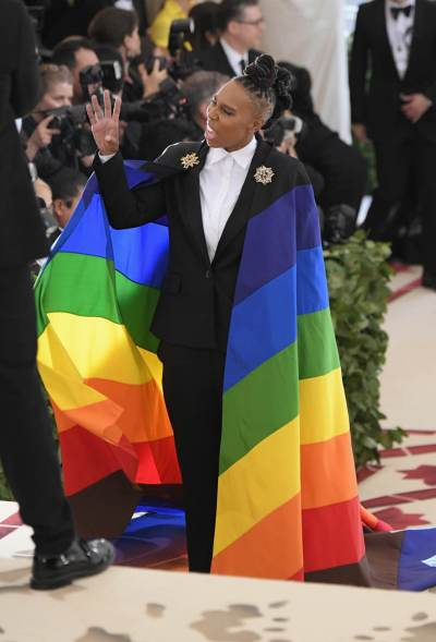 Lena Waithe made 2018 Met Gala's best statement