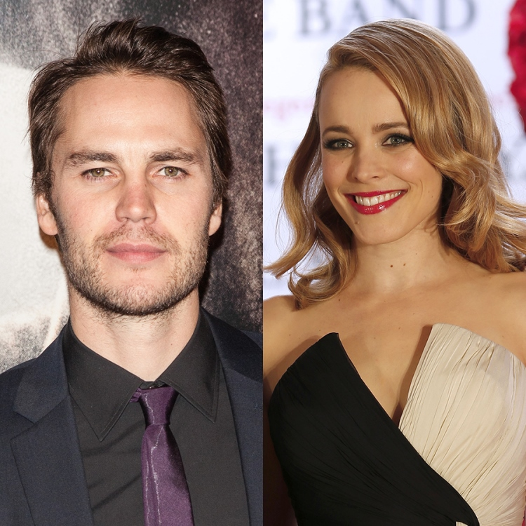 Rachel McAdams and Taylor Kitsch reportedly dating|Lainey ...