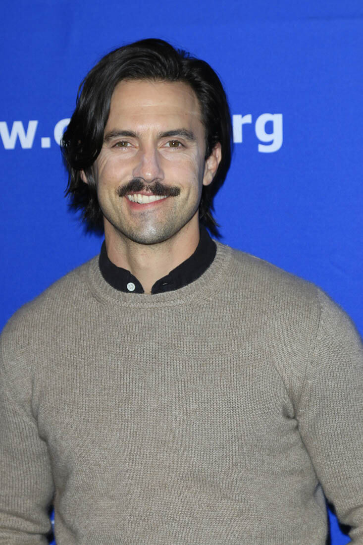 Milo Ventimiglia reflects on working with Will Smith says he taught     Milo Ventimiglia at the Children s Defense Fund 26th Annual  Beat the Odds   Awards