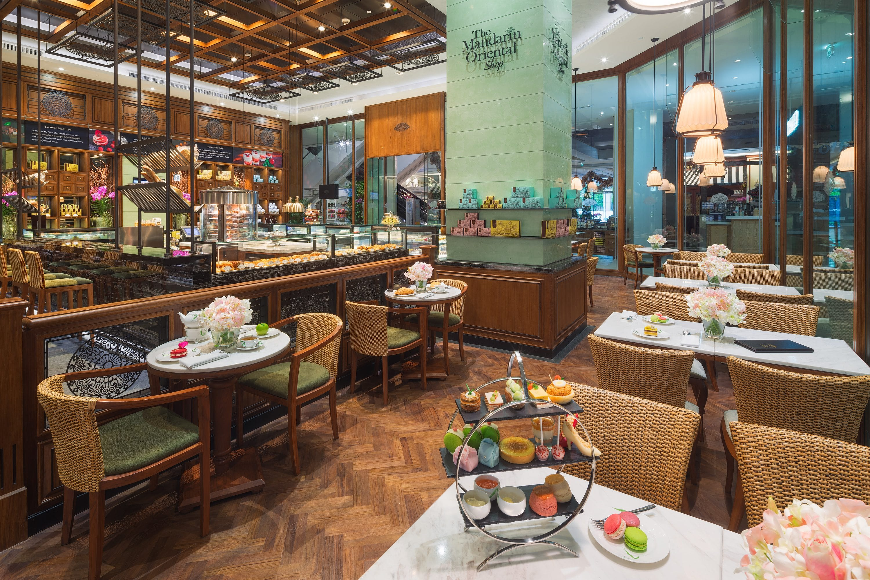 The Mandarin Oriental Shop Cake Shops On The Chao Phraya