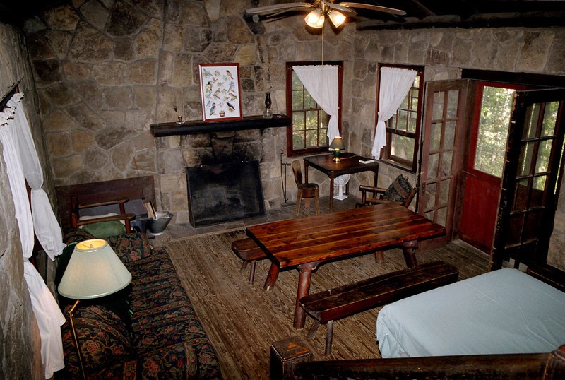 Arkansas   White Rock Mtn  Tanyard Springs   garywright Cabin interior  White Rock Mountain  Arkansas  br     br
