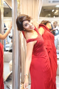 Actress Shriya Saran At Gaurav Gupta's Hi Fashion Store Launch