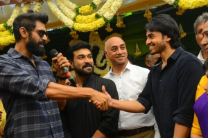 Galla Ashok Debut Movie Launch