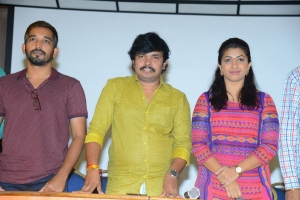 Kobbari Matta Press Meet