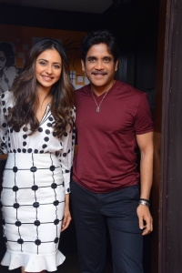 Manmadhudu 2 Song Launch