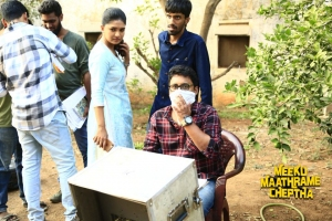 Meeku-Mathrame-Chepta-Working-Stills-16