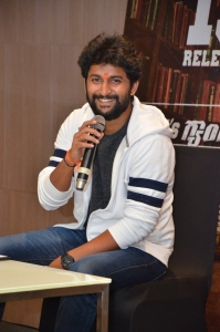 nani photos - gang leader promotions