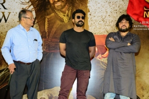 sye raa trailer launch photos