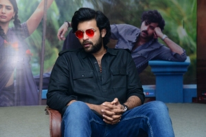 Varun Tej Valmiki Interview Photos