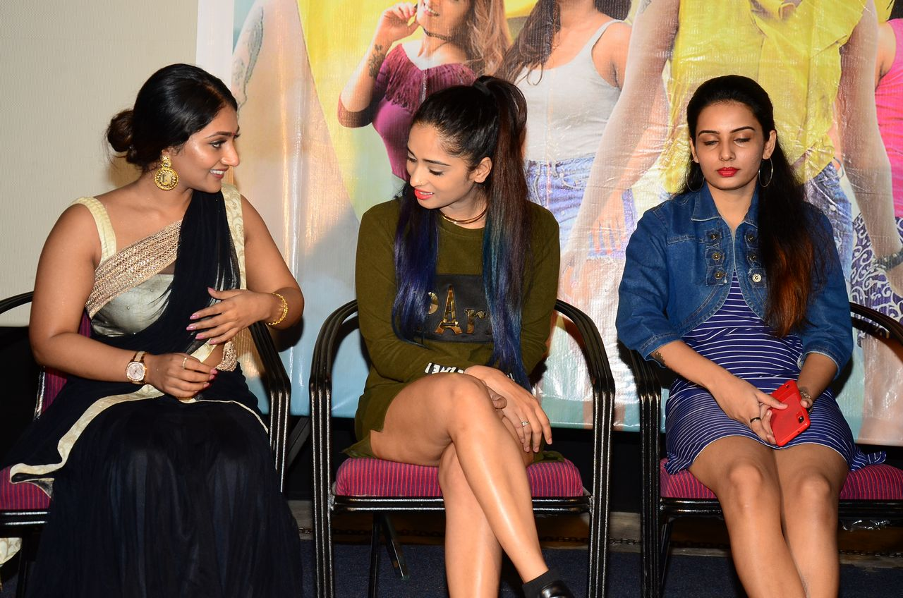 90 ml Movie Press Meet Photos