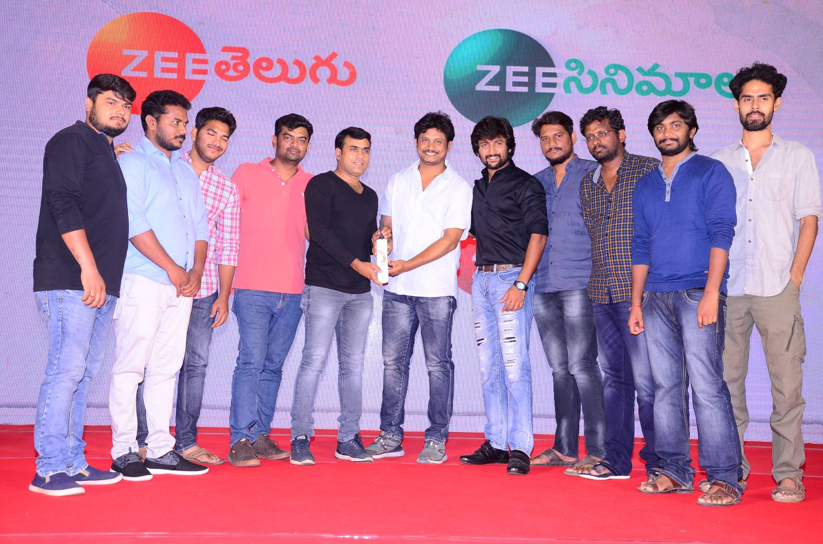 Jersey Movie Success Meet Photos